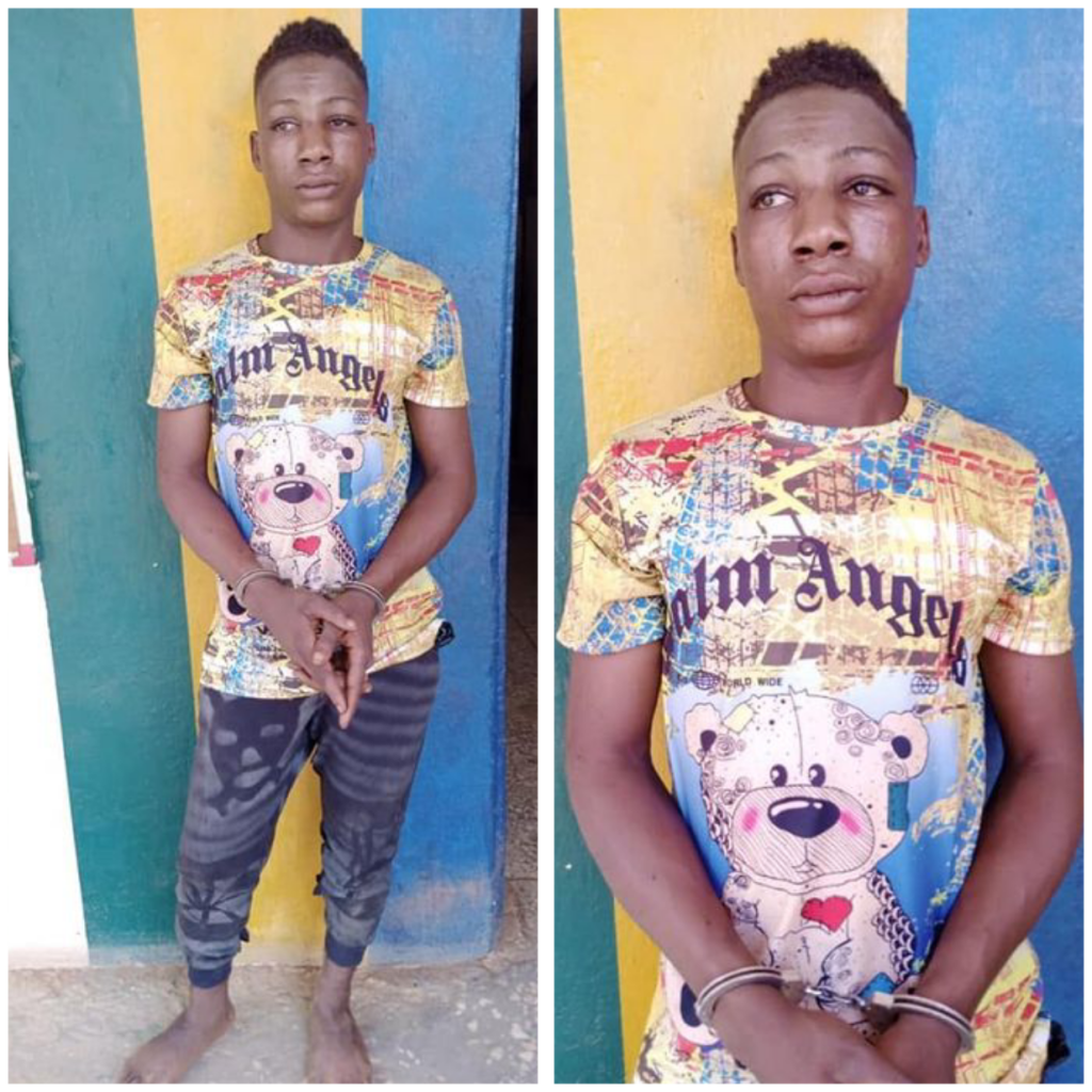 Police arrest Benue wanted cultist and serial killer 'Papa Shokey' in Nasarawa
