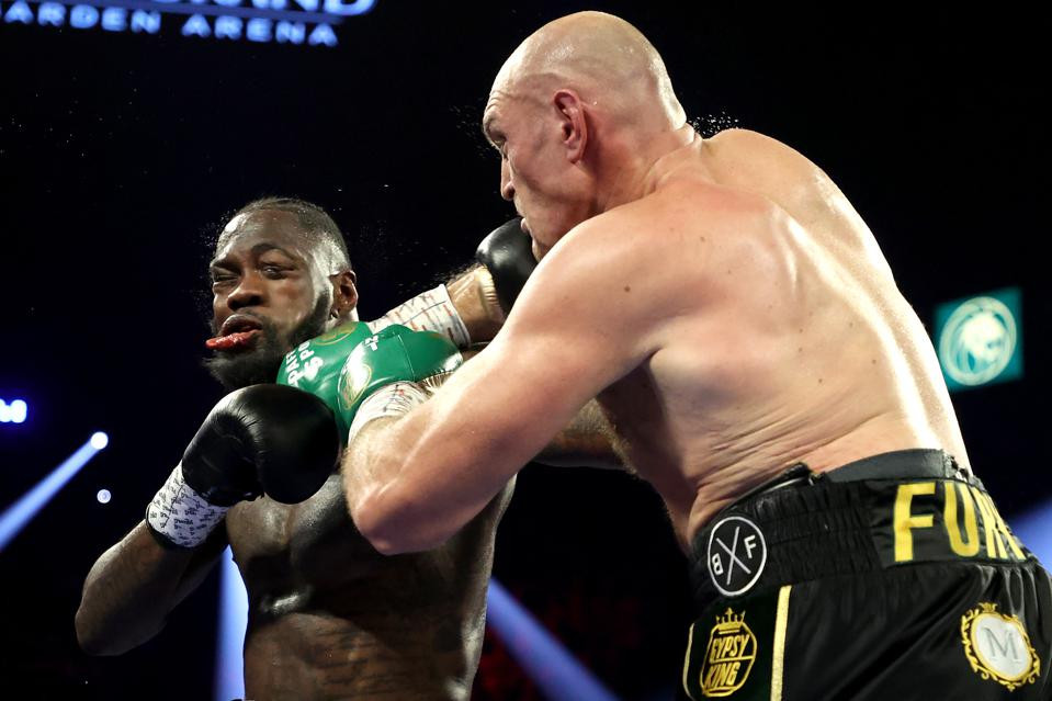 """Deontay Wilder vows to """"decapitate"""" Tyson Fury as he sends warning to him ahead of their trilogy fight"""