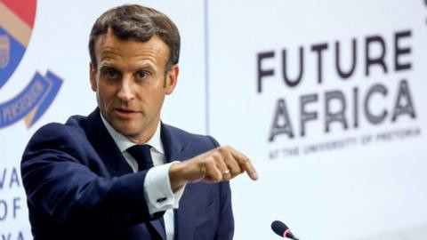 Macron threatens to withdraw French military troops from Mali following second coup in nine months