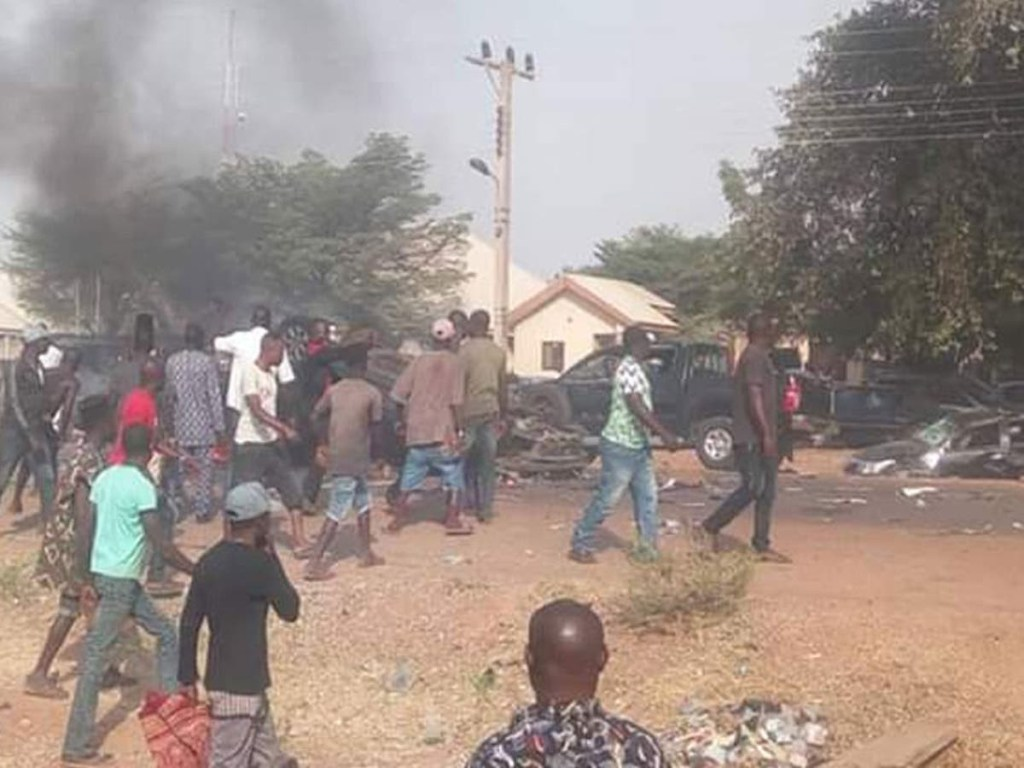 13 killed and police station burnt as bandits attack communities in Niger state
