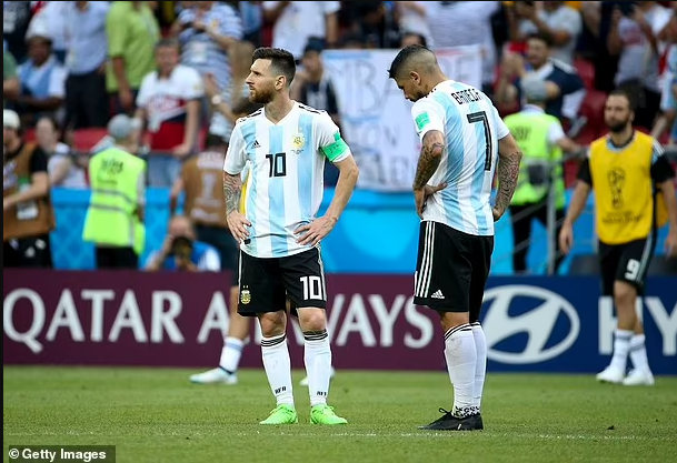 Argentina axed as Copa America host just two weeks before the opening game amid rise in Covid-19 infections