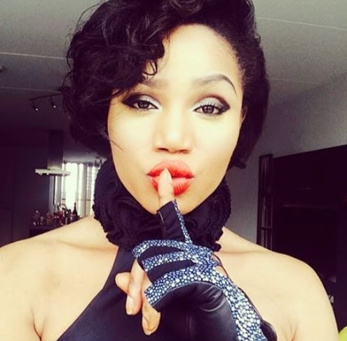 Singer Maheeda commends a follower who asked if she's still a born-again christian after sharing racy photos