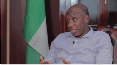 It's wrong to blame APC govt for insecurity, says Amaechi