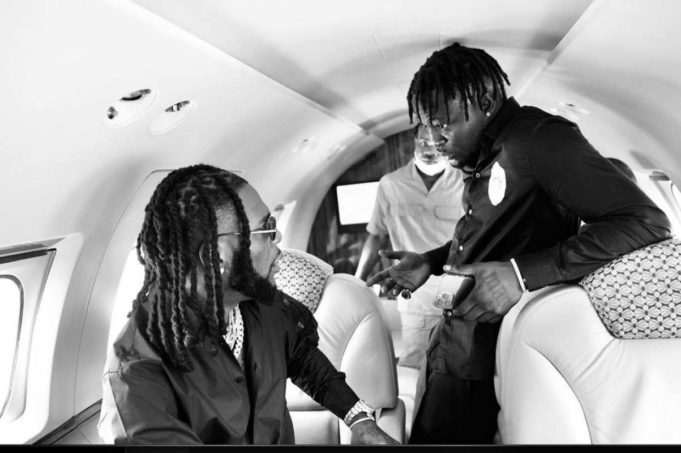"""Your whole squad are dummies"" – Burna Boy's right hand man slams the entire 30BG"