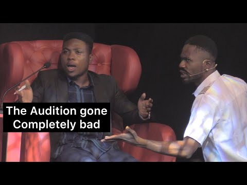 Comedy Video: Josh2Funny – Audition Gone Completely Bad