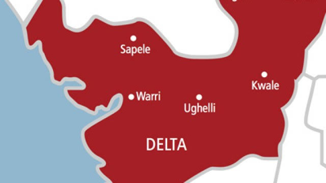 10 reportedly killed in fight between two Communities in Ughelli, Delta State.