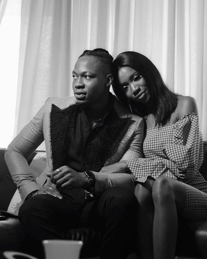 Watch moment Ultimate Love couple, Iyke and Theresa got engaged romantically (Video)