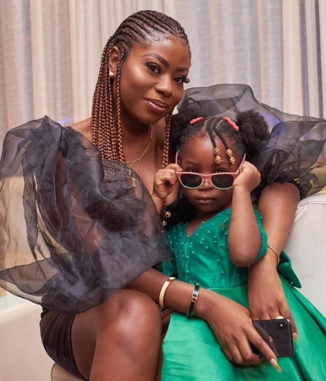I cried because my daughter's last name wasn't going to be Momodu - Mother of Davido's first child, Sophia Momodu