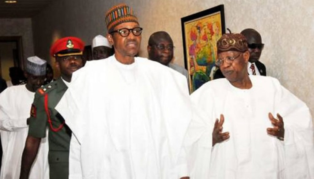 Twitter may have its own rules but it's not the universal rule – FG says in reaction to the social media giant deleting Buhari's tweet on civil war