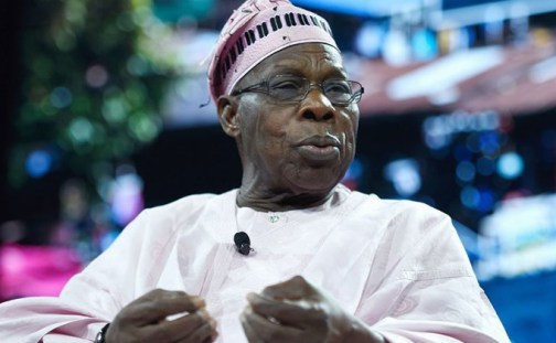 """""""Our land needs to be healed. We have been overwhelmed"""" – Obasanjo"""