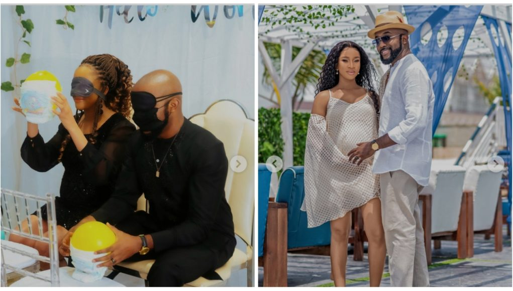 """Father's day: """"I knew the exact kind of father you will be"""" – Adesua Etomi reveals the kind of father Banky W is"""