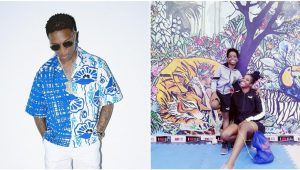 """""""I didn't know I was pregnant with Wizkid's son till after 5 months"""" – Wizkid's first baby mama, Shola reveals"""