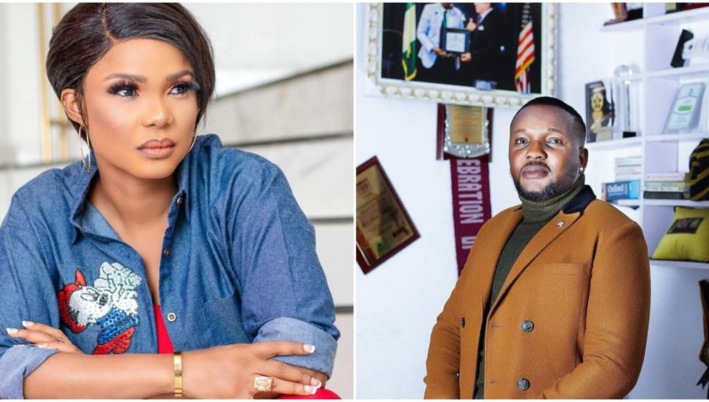 """""""Find peace with others and yourself"""" – Yomi tenders his apology to Iyabo Ojo"""