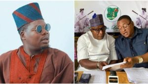 """""""TAMPAN suspends Iyabo Ojo only after Baba Ijesha was granted bail"""" – Mr. Macaroni reacts"""