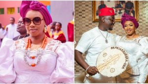 Obi Cubana's wife breaks silence on alleged rumors of rituals and crime attached to her husband's billionaire status