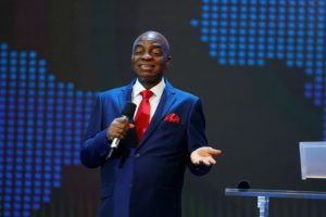 """""""Earphones are designed by Satan"""" — Bishop Oyedepo says, bans use of earphones in his church"""