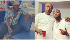 """""""Make we see someone like Davido employ us"""" – Fan appeals to Ubi Franklin not to beg on behalf of Israel DMW (Audio)"""