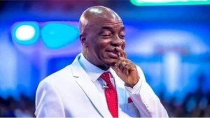 I wear white suits to cut cost – Bishop Oyedepo reveals