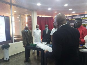 19-year-old boy who filed N1 billion suit against JAMB for allegedly altering his result handed over to the police