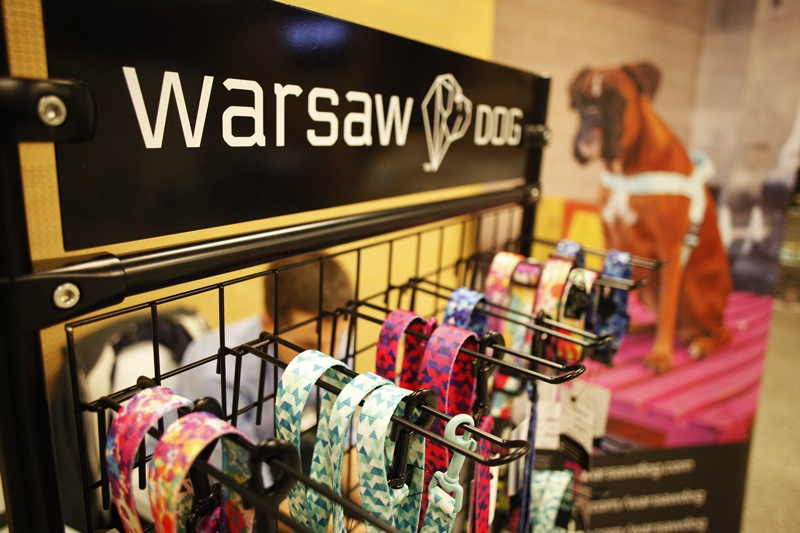 warsaw dog fashion store