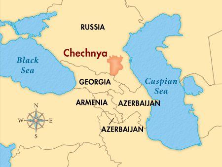 Turecko Katarské pozadie čečenskej vojny a záujmy Turecka v Rusku.
