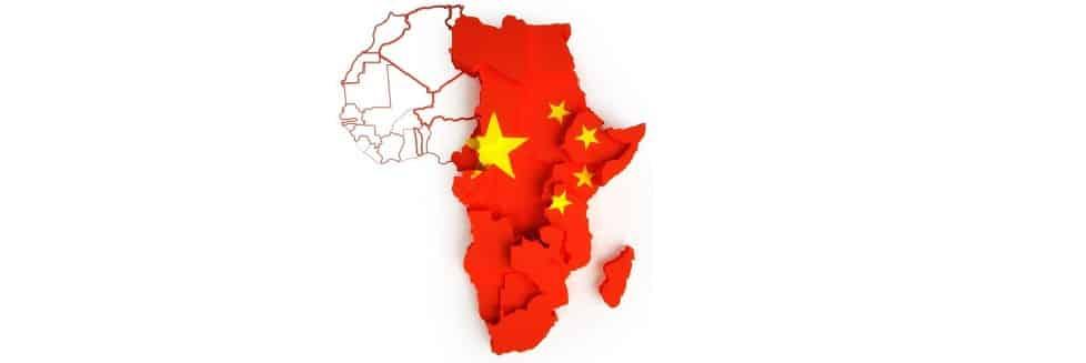 ČÍNSKA VOJENSKÁ ANGAŽOVANOST V AFRIKE