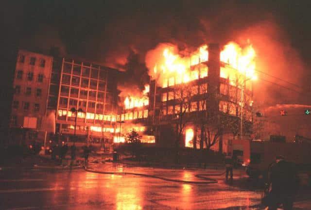 78 dní bombardovania Juhoslávie -VIDEO DOKUMENT-