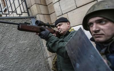 NOVÉ SVEDECTVO OSVETĽUJE ZABÍJANIE NA UKRAJINSKOM MAJDANE 2014.