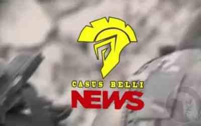 Casus belli news 01 – 2019-12-20 novinky z vojenskych konfliktov december 2019