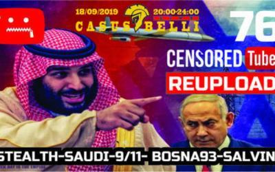 Casus belli 76 – Stealth III., – Houti vs. Saudi – Výročie 9/11- Cudzinecká légia – Bosna93