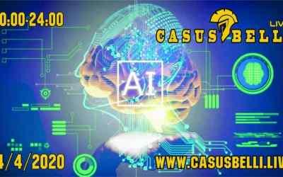 Casus Belli 118 – Novinky, Ukrajina, Umela inteligencia cast 3, Zbranove systemy…