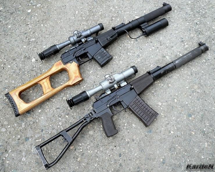 001-85f2bf81916dd0a67d6fe7bb643f7e43 Российские глушители. Современное бесшумное оружие