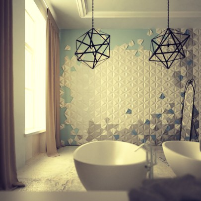 Interior design by Warssawa. Apartment in Warsaw.