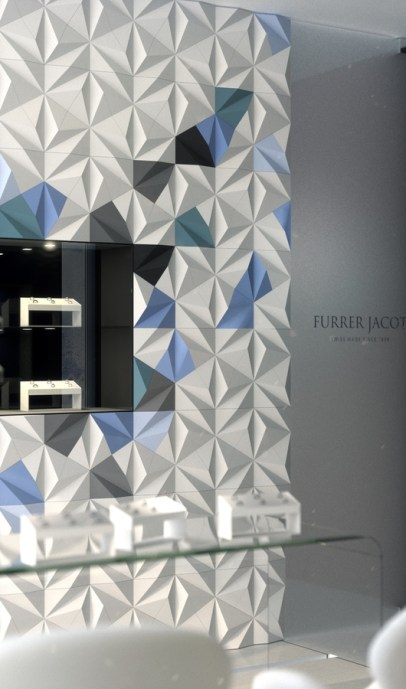 """Project designed by the Warssawa team for """"Furrer Jacot"""" - the exclusive jewellery maker"""