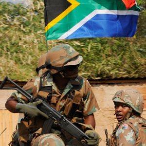 Modern RSA Militaria