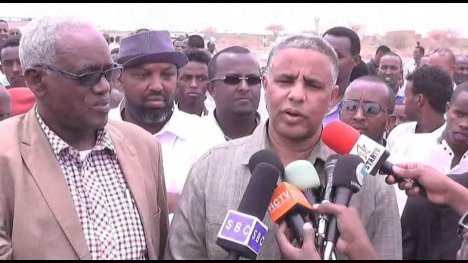 Daawo Wasiirka Madaxtooyada Maxamuud Xaashi Cabdi oo ka hadlay Shaqsiyadii Marxuum Dr Cabdi Aw Daahir tacsina u diray Qoyskii iyo Shacbiga Somaliland
