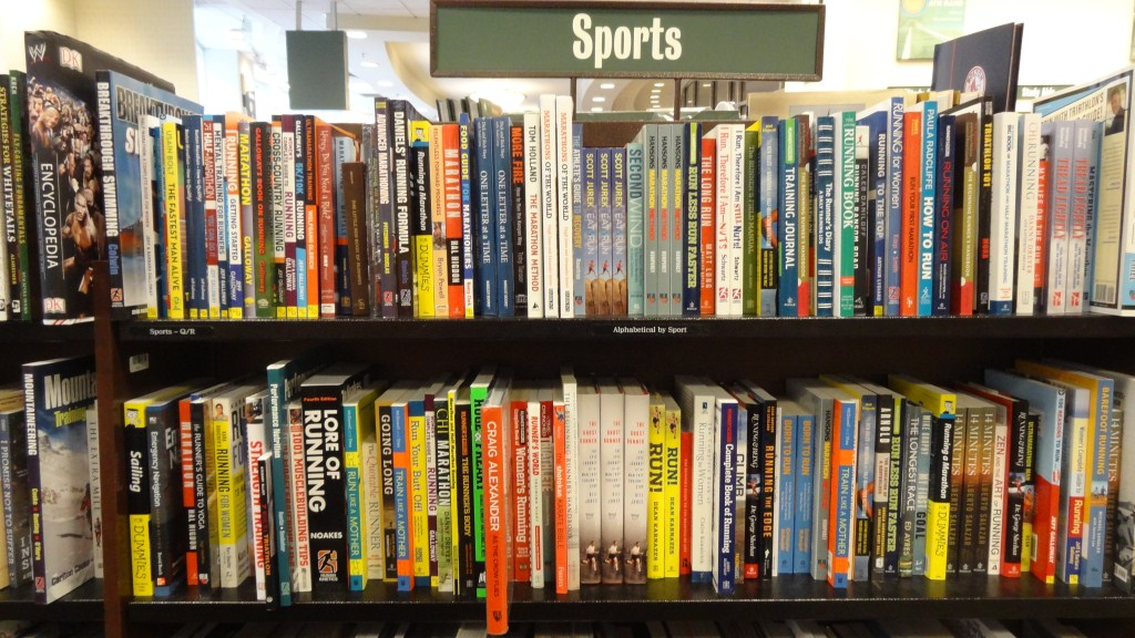 książki sportowe