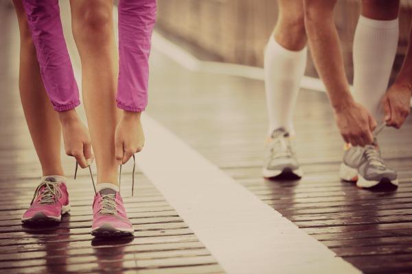 bieganie podryw
