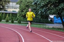 bieganie dwa razy dziennie