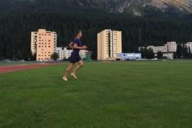bieganie boso