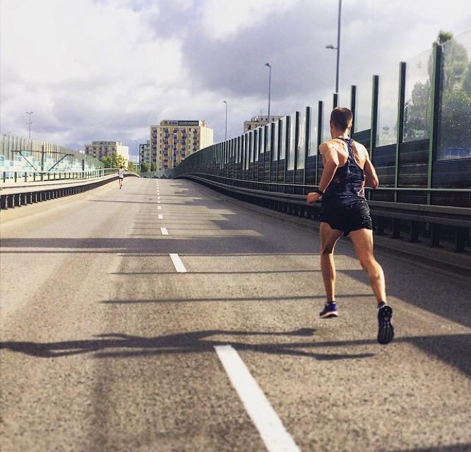 Most Gdański i pierwsze, poważne problemy.