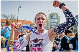 Poznań Warszawa półmaraton