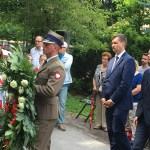 Obchody rocznicy Powstania Warszawskiego na Bielanach