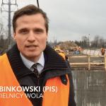 Powstanie piesza kładka przy stacji PKP Powązki
