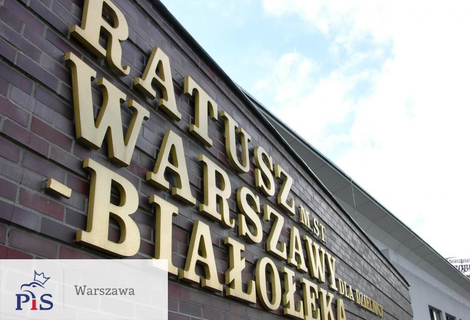 W piątek białołęcki PiS zarejestrował listy kandydatów!