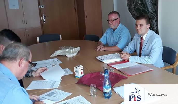 Znamy kandydatów PiS do Rady Dzielnicy Włochy