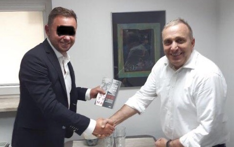 CBA zatrzymało burmistrza dzielnicy Włochy
