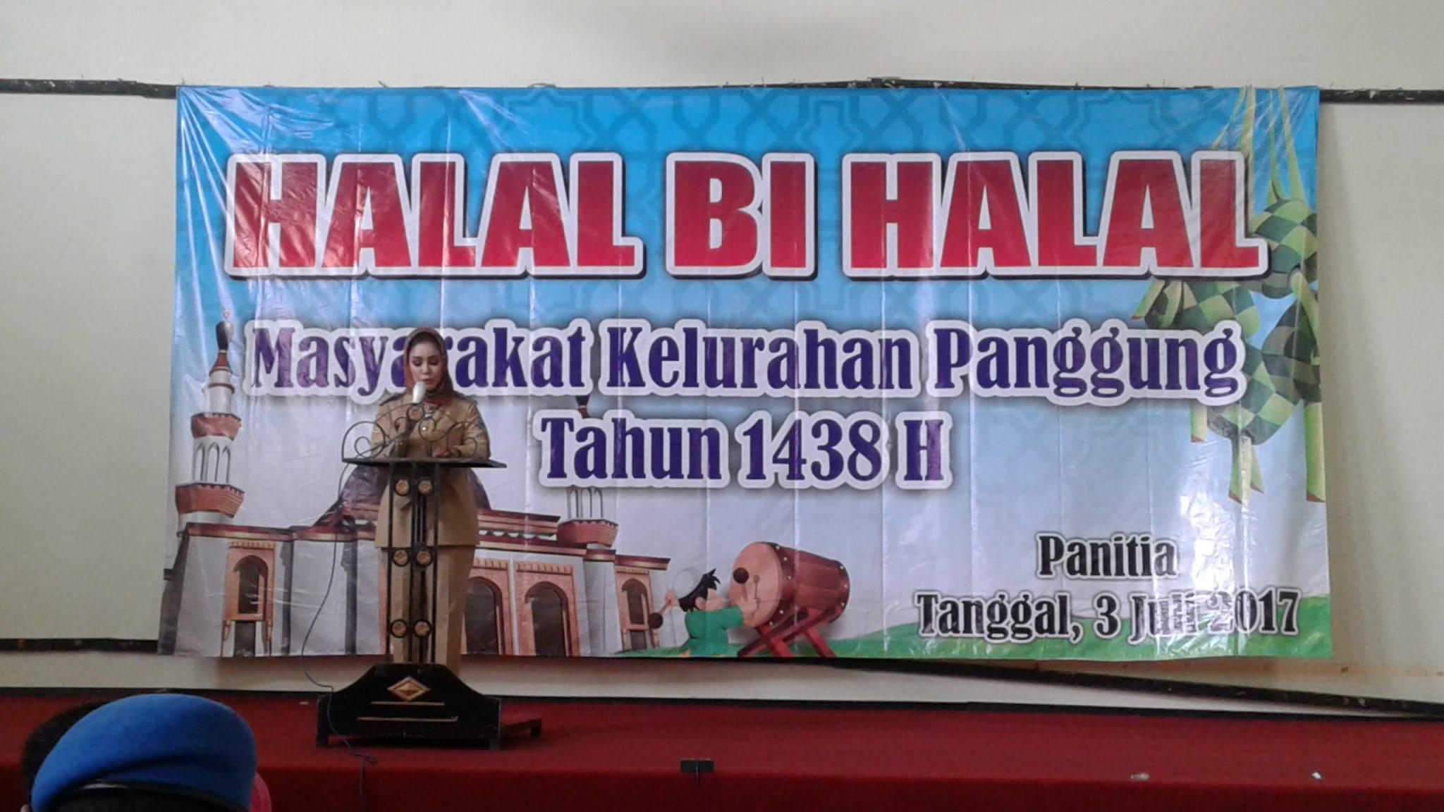 Wali Kota Idul Fitri Momen Saling Memaafkan Http Wartabahari Com