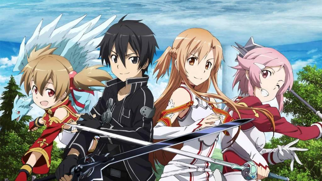 sword art online wartaotaku