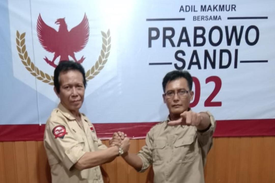 Gerakan Rakyat Gardu Prabowo Berkibar di Kota Bekasi